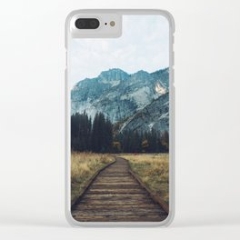 Am I Dreaming? Clear iPhone Case