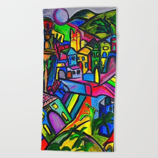 DREAMSCAPES Beach Towel