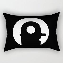 Man. Rectangular Pillow