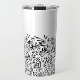 edge of the meadow Travel Mug