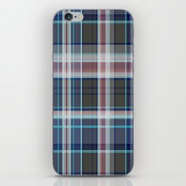 Country Plaids iPhone Skin