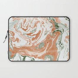 Marble of autumn Laptop Sleeve