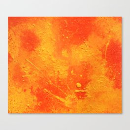 Abstract Painting tapestry Canvas Print