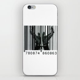 Chained By Capitalism iPhone Skin