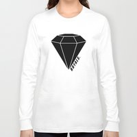 lorde Long Sleeve T-shirts featuring Royals by latiife