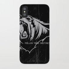 The Bear Slim Case iPhone X