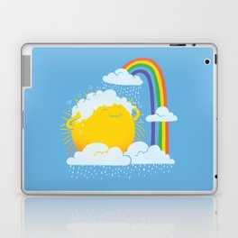 Rainy day Laptop & iPad Skin