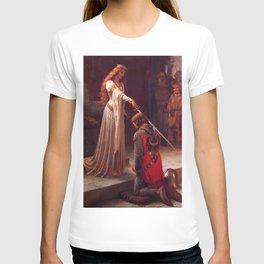 Edmund Leighton - The Accolade T-shirt