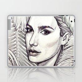 Gorgeous Gal Gadot Laptop & iPad Skin