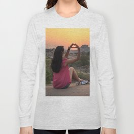 Incredible India: Hampi Long Sleeve T-shirt