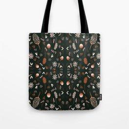 Autumn feeling pattern Tote Bag