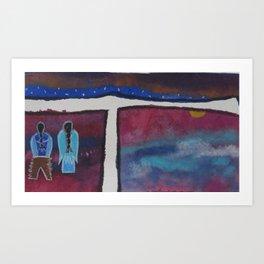 kisik 4 Art Print