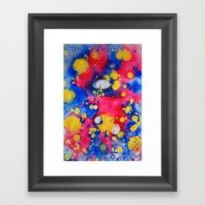 Colour Mix I Framed Art Print