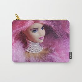 Rosa resuelta Carry-All Pouch