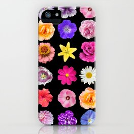 Many Flowers iPhone Case
