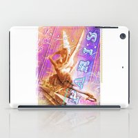 posters iPad Cases featuring Paris Posters - Cupid + Psyche by G_Stevenson