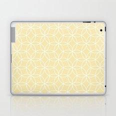 Baby yellow Lotus Laptop & iPad Skin