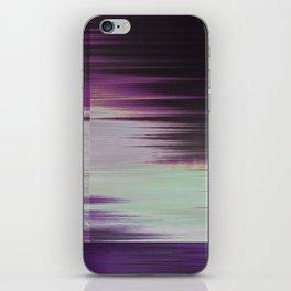 Glytch 11 iPhone Skin