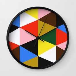 EAMES! Wall Clock