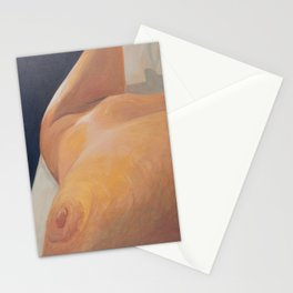 Body Abstraction Stationery Cards