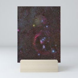Orion Constellation Mini Art Print