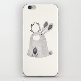 Jackalope iPhone Skin