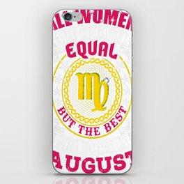 Best-Women-Born-In-August-Virgo---Sao-chép iPhone Skin