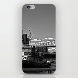 Old Port Montreal iPhone Skin