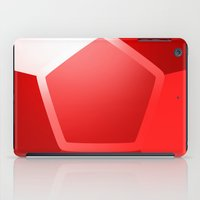 ruby iPad Cases featuring ruby by tsynali