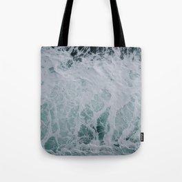 Wonderful Waves Tote Bag