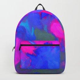 Pink Garden Backpack