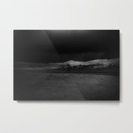 Dark Sands Metal Print