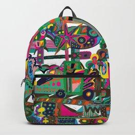 CAR-toon Backpack