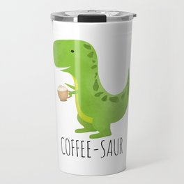 Coffee-saur Travel Mug