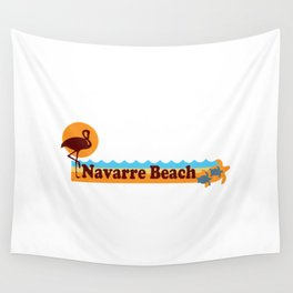 Navarre Beach - Florida Wall Tapestry