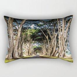 cyprss tunnel Rectangular Pillow