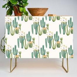Cactus Desert Credenza