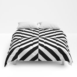 Chevronish Comforters