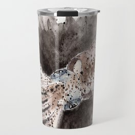 Squid ink and tentacles Travel Mug