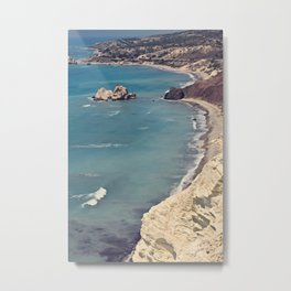 sea0153 Metal Print