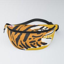 wild jungle cat - 1 Fanny Pack