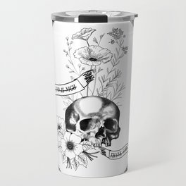 The End Is Nigh Travel Mug