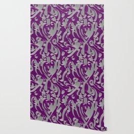 3D Ornamental Background Wallpaper