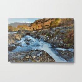 Ashness Bridge - Lake District Metal Print