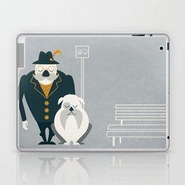 Mr. Mustachio Laptop & iPad Skin