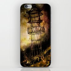 Lonely Lighthouse iPhone Skin