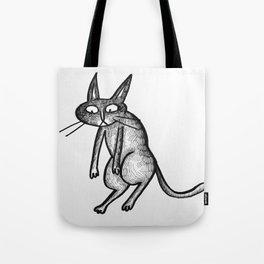 kat thinks Tote Bag