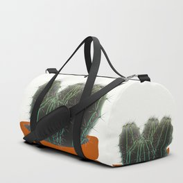 Cactus pot Duffle Bag