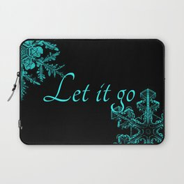 Let it go Laptop Sleeve
