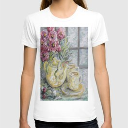 Morning Tea for Two T-shirt